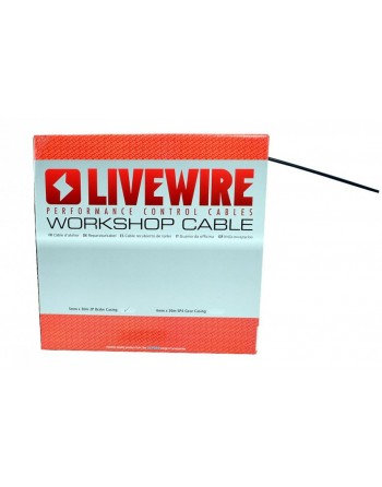 Oxford Livewire Outer Brake cable - 30m