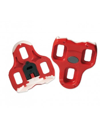 Look Keo Cleats - Red 9 Degree Float