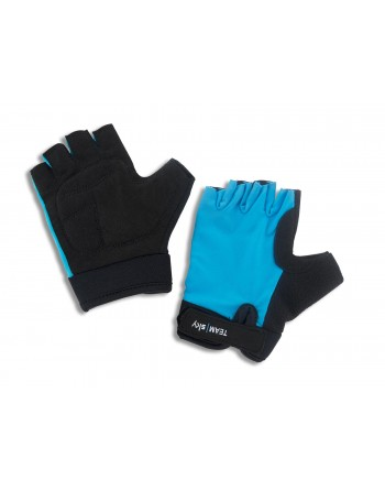 Kids Frog Team Sky Mitts