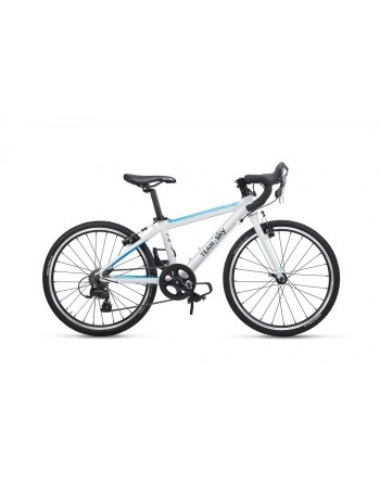 Frog 58 Road Bike Team Sky - White