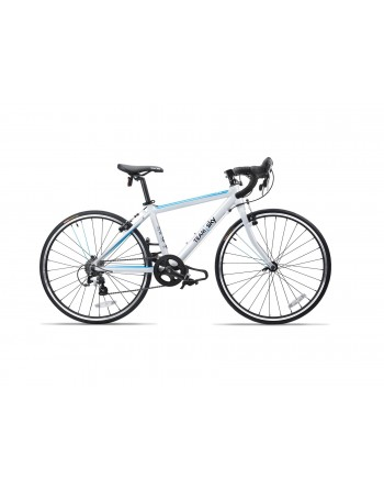 Frog 67 Road Bike Team Sky - White
