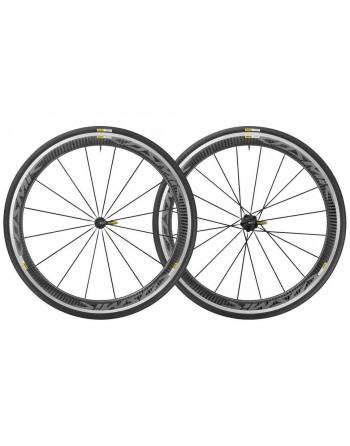 Mavic Cosmic Pro Carbon Wheelset Black 2016