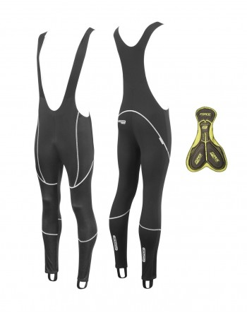 Force Z70 Gel Padded winter Leggins