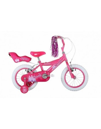 Bumper Sparkle Girls Bike