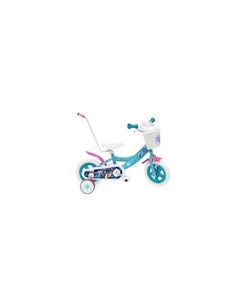 Kids Disney Frozen Bike - 10""
