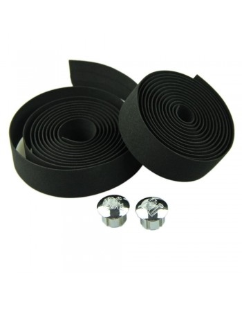 Road Handlbar Cork Tape - Black
