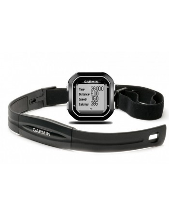 Garmin Edge 25 GPS HR Bundle