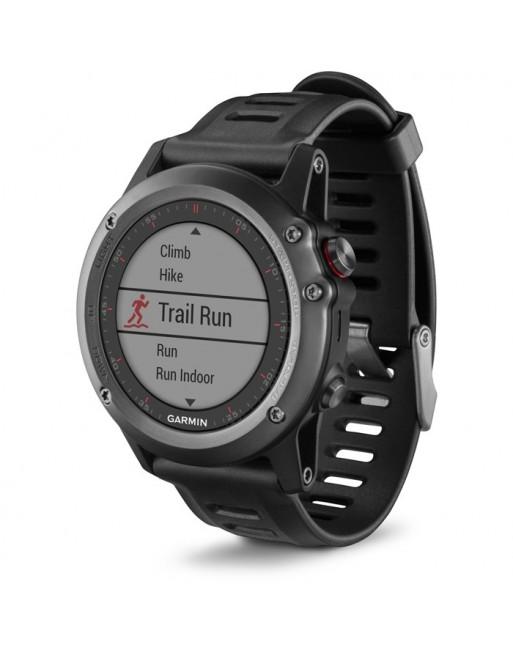 Garmin fenix 3 gps watch for Watches with gps