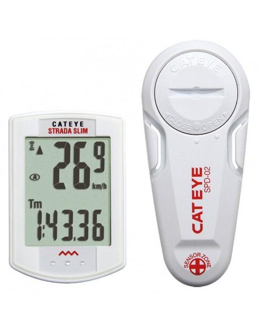 Cateye Strada Slim Wireless