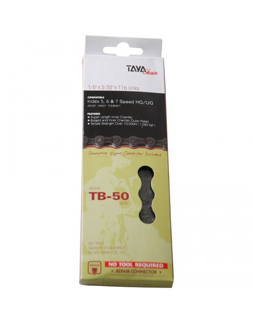 Taya TB-50 Chain - 5-7 Speed