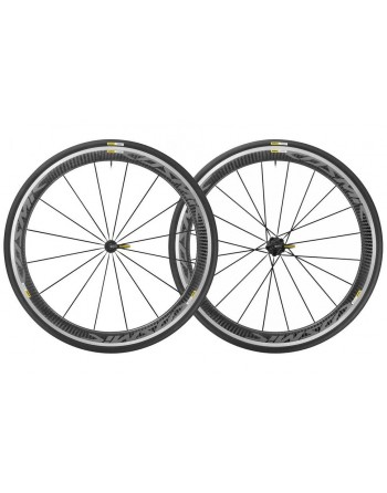 Mavic Cosmic Pro Carbon Wheelset Black 2016