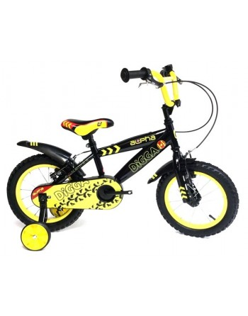 "Alpha Little Digga 14"" Boys Bike"