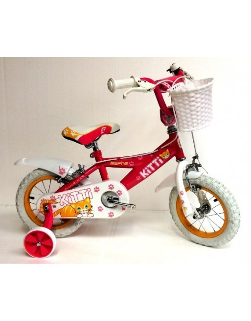Alpha Alpha Kitti Girls Bike 12""