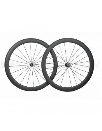 Novatec Carbon Clincher Wheelset - 50mm