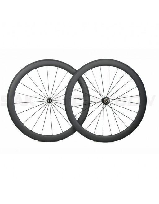 Novatec Carbon Clincher Wheelset - 50mm