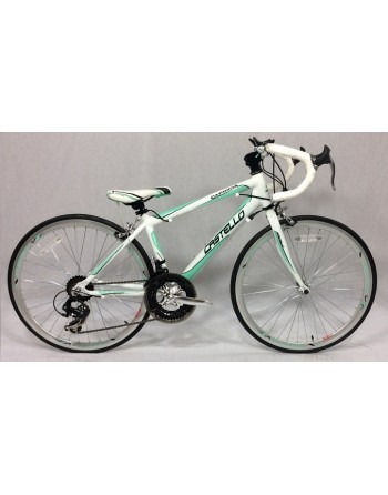"Castello Capricia Girls 24"" Alloy Road Bike"