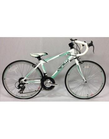 "Castello Capricia Girls 24"" Alloy Road Bike"