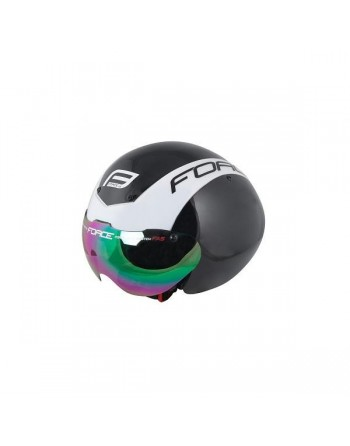 Force Globe TT Helmet - Black