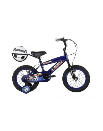 "Bumper Goal Boys 14"" Bike"