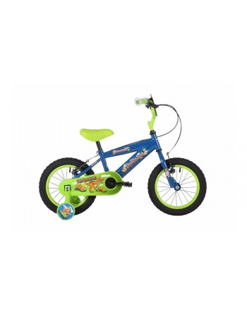 "Bumper Dinosaur 14"" Kids Bike"