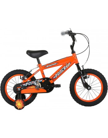"Bumper Force 14"" Kids Bike"