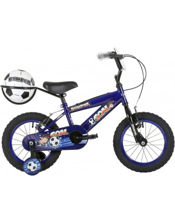 "Bumper Goal Boys 16"" Bike"