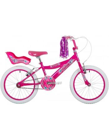 "Bumper Trixie 18"" Girls Bike"