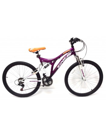 Ignite Sapphire XL Ladies Mountain Bike