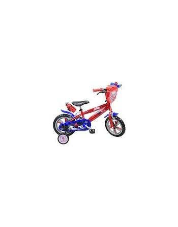 "Disney Marvel Spiderman Kids Bike - 12"""