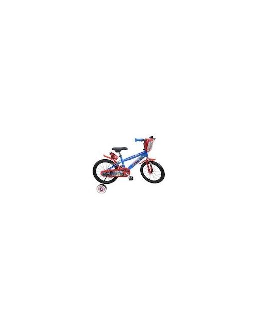 "Disney Avengers Kids Bike - 16"""