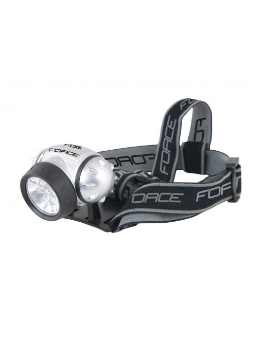 Force Fog 7 Head - Helmet Light