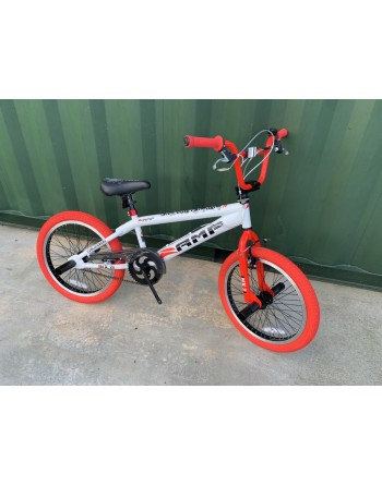 Ramp Unleaded BMX - White/Red