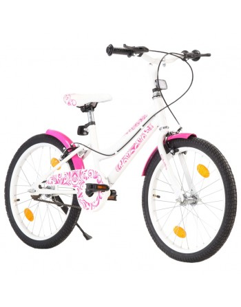 Kids Bike 20 inch Pink and...