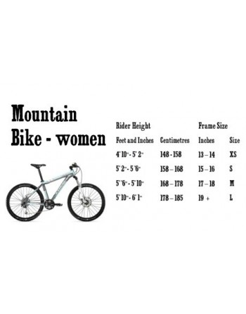 Mountain Bike - Women