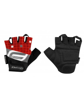 Force Square Mitts - Red