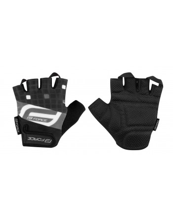 Force Square Mitts - Black