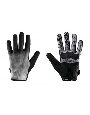 Force Core MTB Gloves - Grey