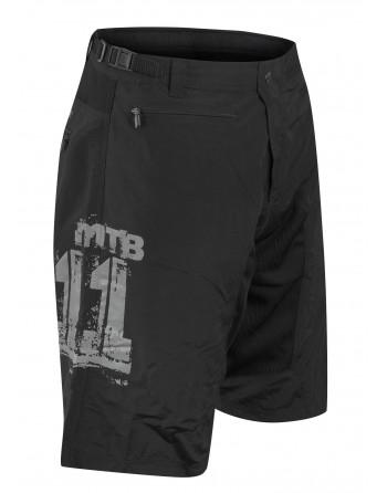 FORCE 11 Gel MTB Shorts -...