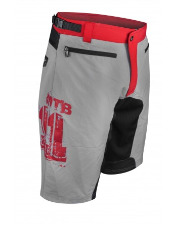 Force 11 MTB Shorts - Grey