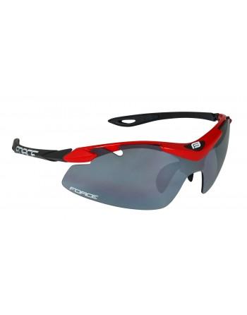 Force Duke Sunglasses - Red