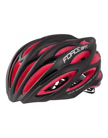 Force Bat Helmet - Black/Red