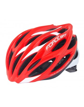 Force Bat Helmet - Red