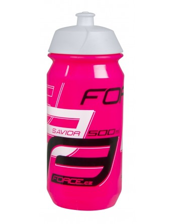 Force Tacx Water Bottle - Pink