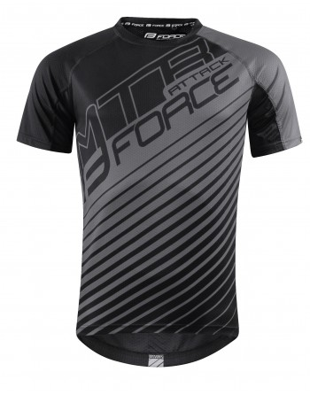 Force Attack MTB Jersey - Grey