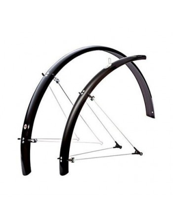 Full Length Road Mudguard Set