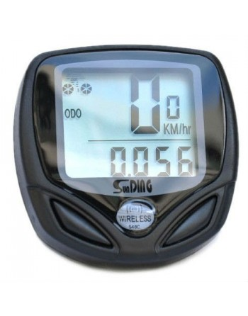 SunDing Wireless Computer/Speedometer