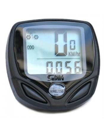 SunDing Wireless Computer/Speedometer