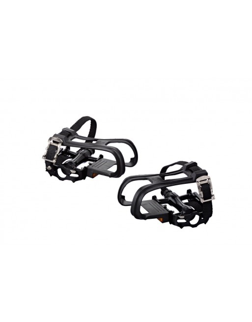 Cage Strap Pedals